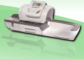 Mail Management sells and services mail machines, postage meters